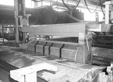 Photograph of large electroplating barrel plant